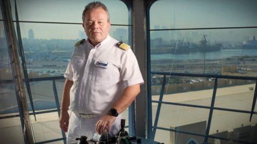 Kapitän Ioannis Anastasiou / © TUI Cruises
