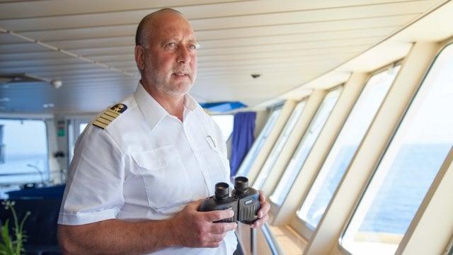 Kapitän Andreas Greulich / © TUI Cruises