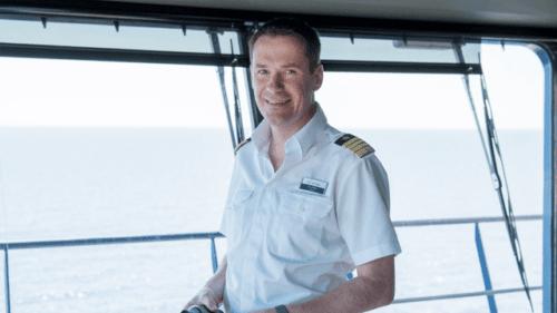 Kapitän Jens Troier / © TUI Cruises