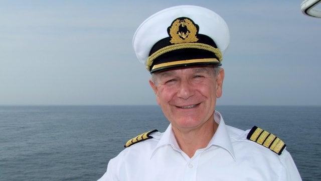 Kapitän Kjell Holm / © TUI Cruises