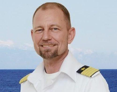 Kapitän Mats Nelson / © TUI Cruises