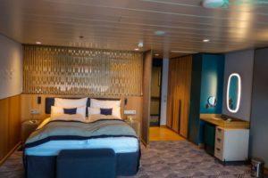 Mein Schiff 1 Übersee Suite / ©Schiffe-und-Kreuzfahrten.de