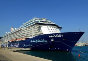 Fury in the Slaughterhouse and Friends 2020 an Bord der Mein Schiff 4