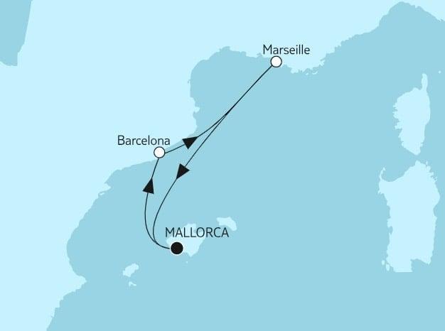 Mein Schiff Jeckliner 2019 / ©TUI Cruises