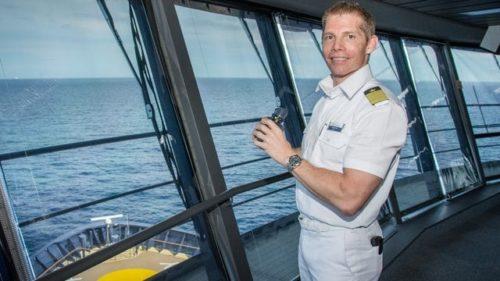 Kapitän Thomas Roth (Captain Tom) / © TUI Cruises