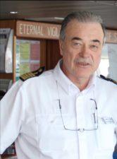 Kapitän Ralf Noack / © TUI Cruises