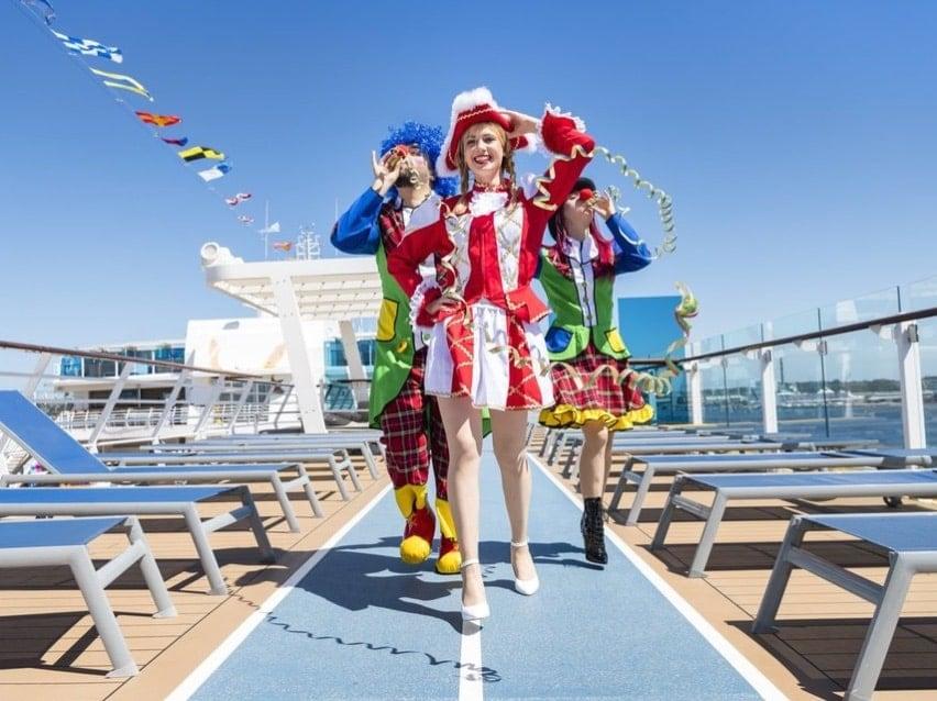 Jeckliner / ©TUI Cruises