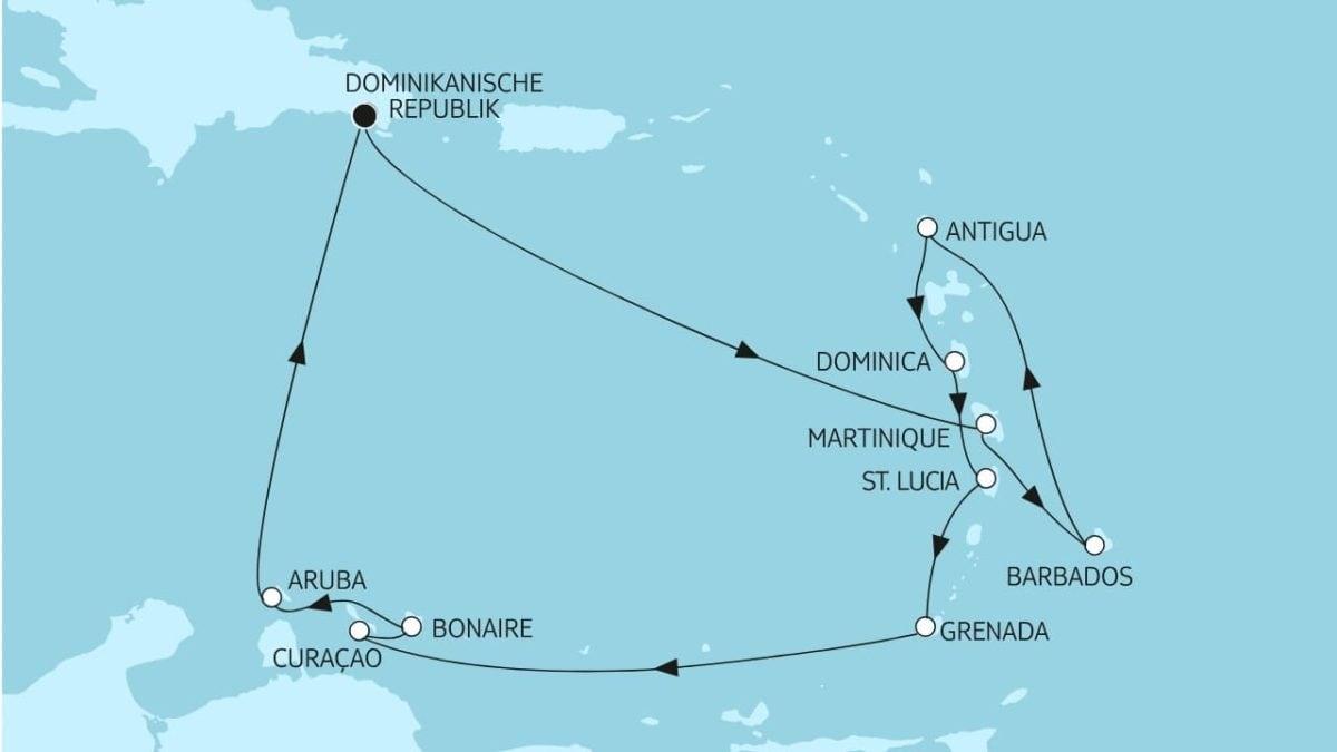 aida karibische inseln 1