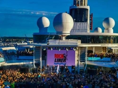 Reisebericht: Rockliner 6 auf der Mein Schiff 1 mit Udo Lindenberg