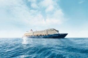 TUI Cruises Buchungsstart Katalog 2021 / 2022